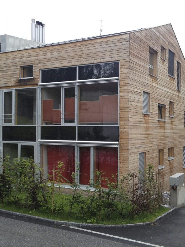 Neubau MFH Riedi, Flims │ Statik