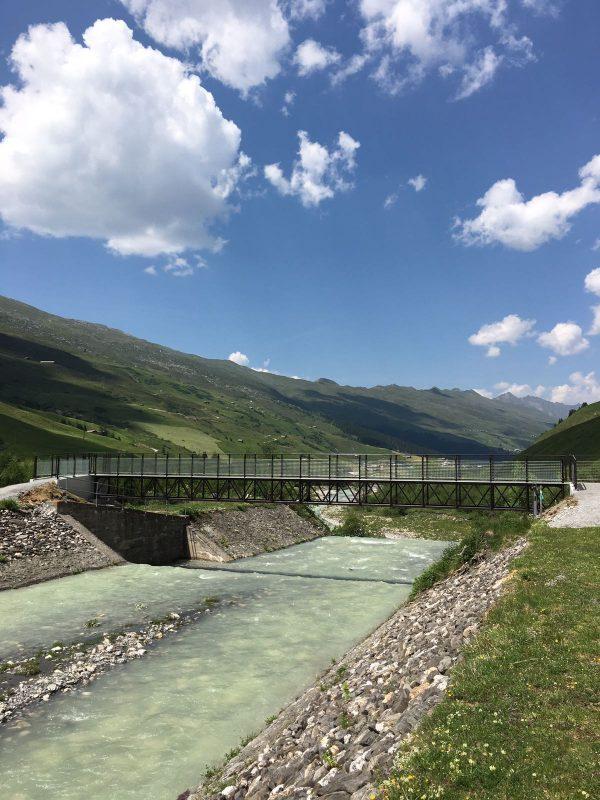 Brücke Wanna, Thalkirch │ Gesamte Planung / Statik / Bauleitung