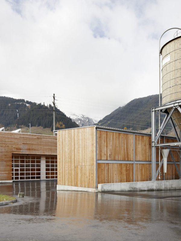Neubau Unterhaltstützpunkt, Disentis │ Statik